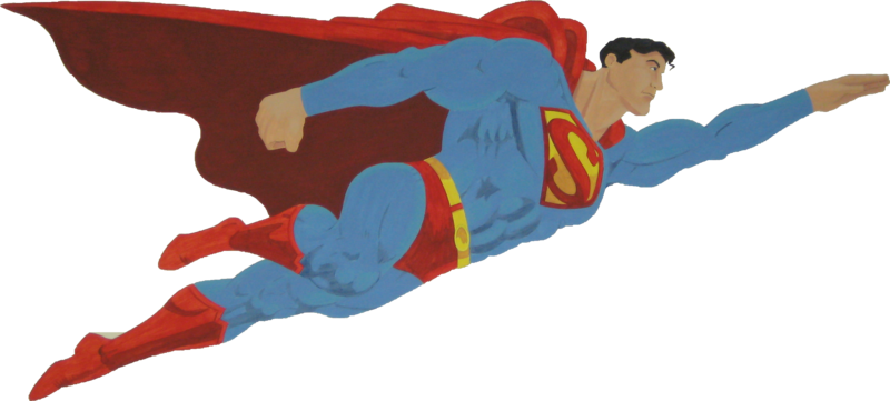 800x361 Drag This Away And You'Ll Find Out Superman Flying Through Your