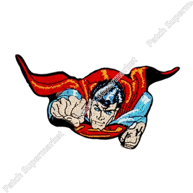 640x640 5 Dc Comics Superman Flying Fist Out Superhero Tv Movie Series