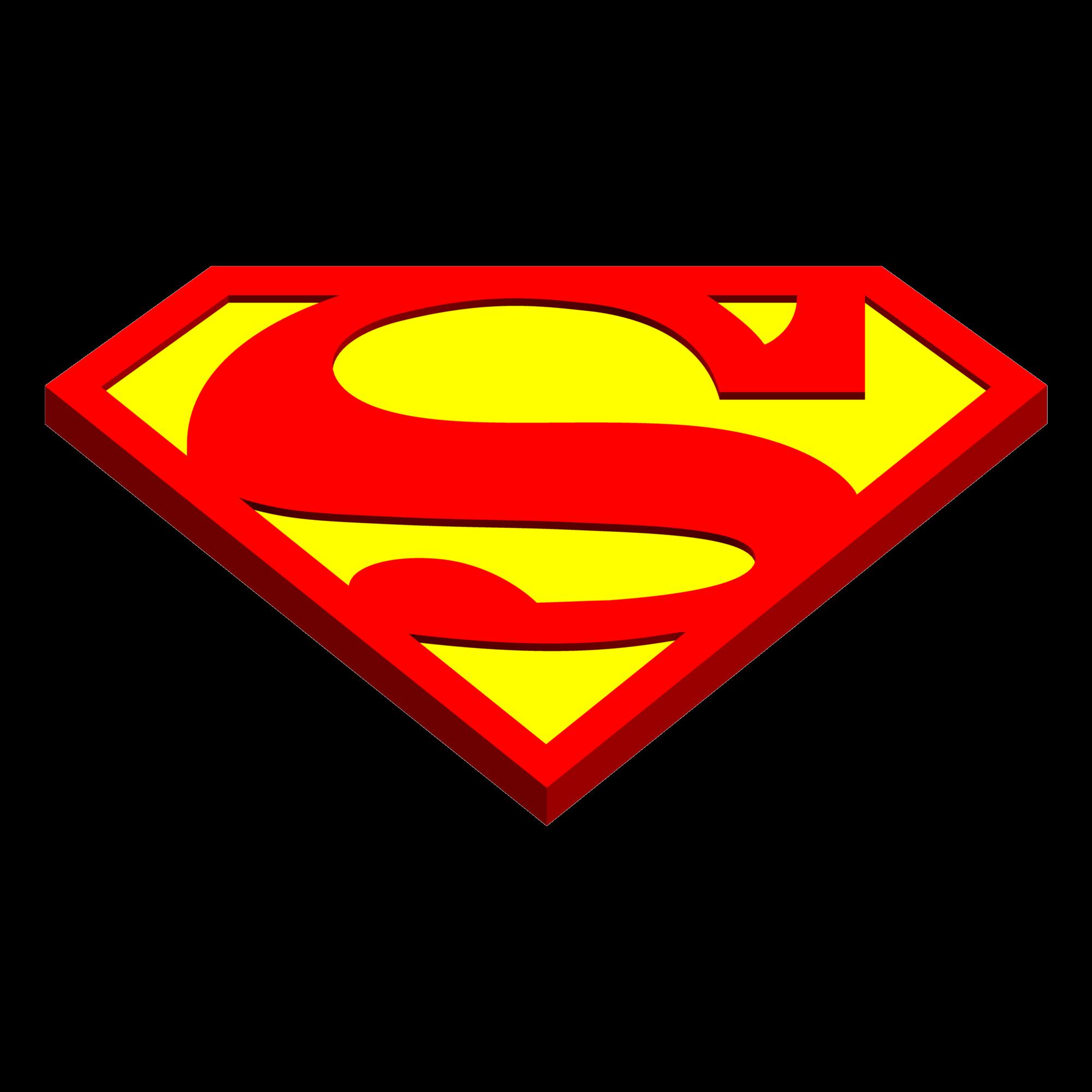 2000x2000 Superman Logo Png Cartoon