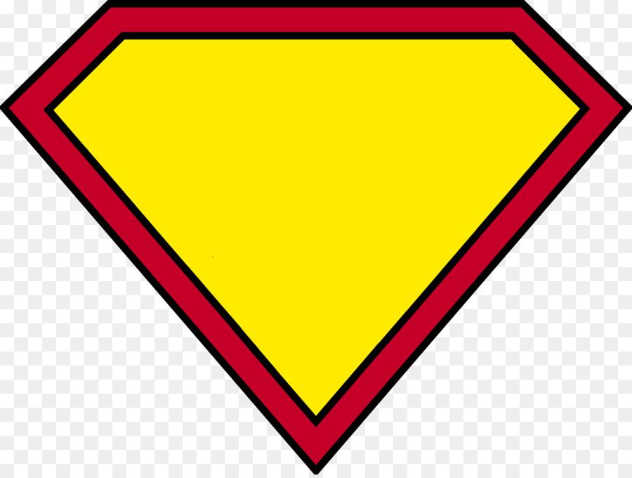 900x680 Superman Logo Clip Art
