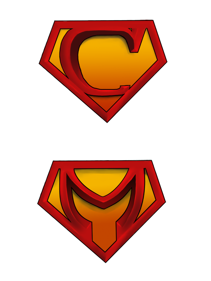700x933 Superman Logo With Different Letters Gallery For Superman Logo