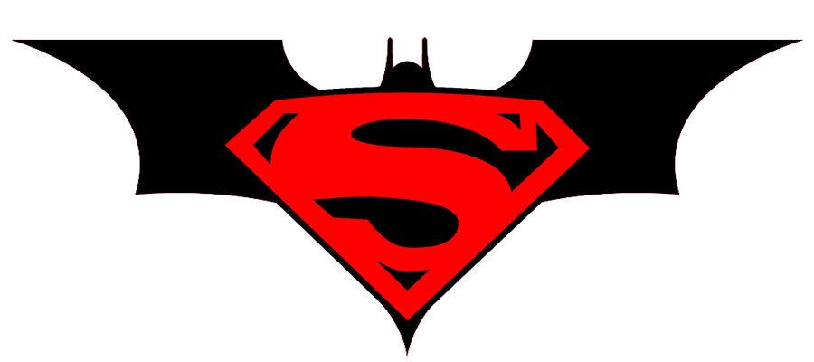 900x400 Best Superman Logo Clipart