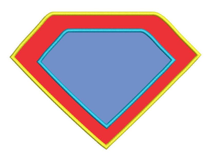826x628 Superman Shield Clip Art