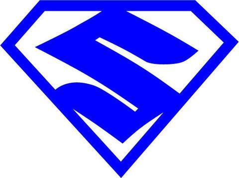 480x357 Superman Logo Clip Art