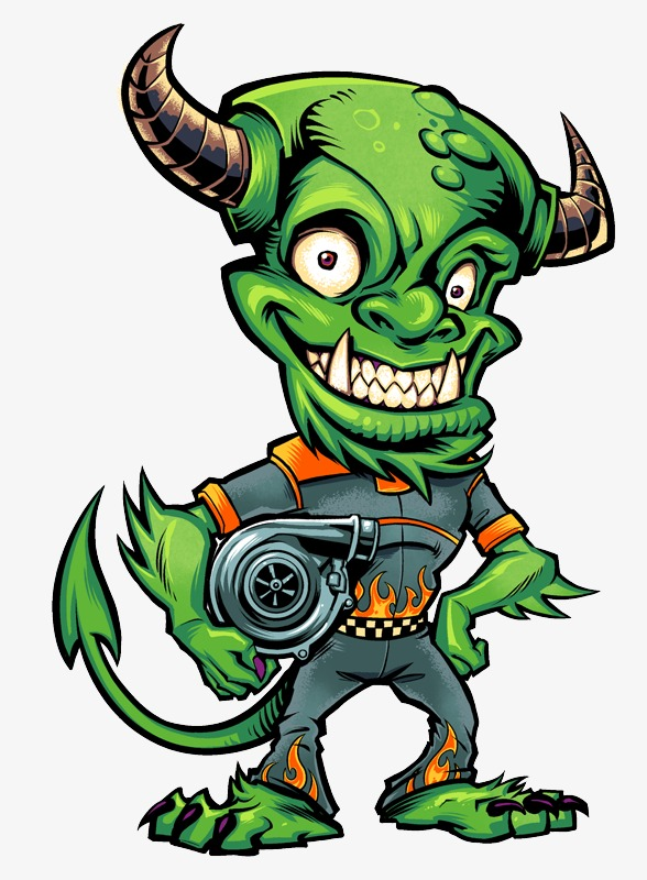 588x800 Green Monster, Monster, Fangs, Green Png Image And Clipart