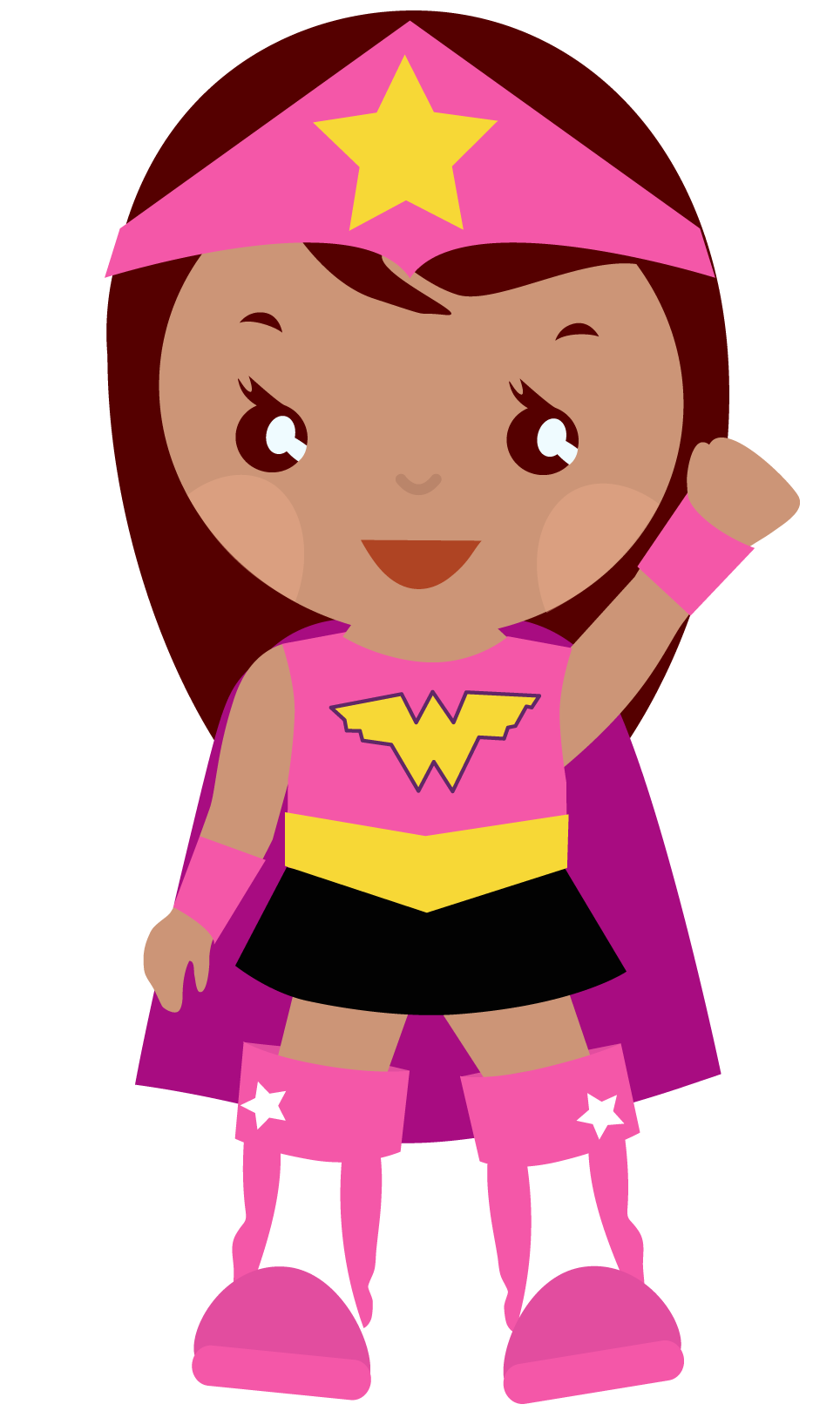964x1619 You Can Use Supergirl Clip Art Clipart Panda