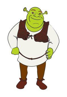 236x340 Shrek3 17 Free Printable Shrek Coloring Pages Shrek Drama