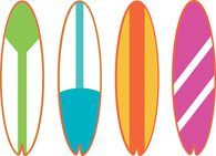 195x141 Search Results For Surfboard Clipart