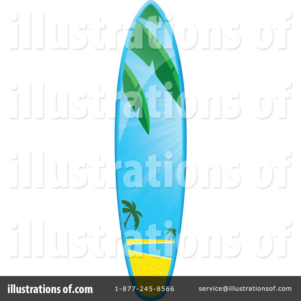 1024x1024 Surfboard Clipart
