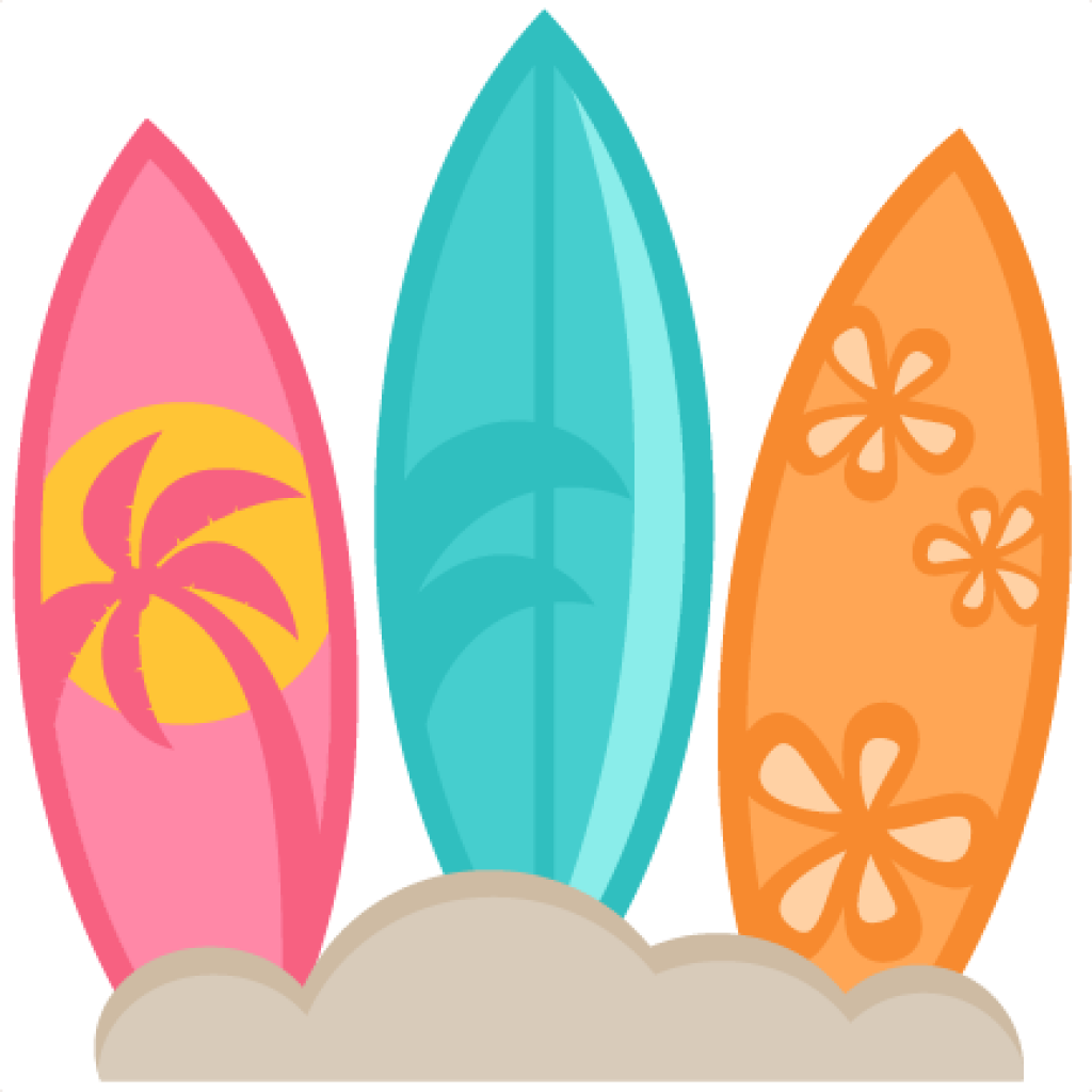 1024x1024 Surfboard Clipart Clipart