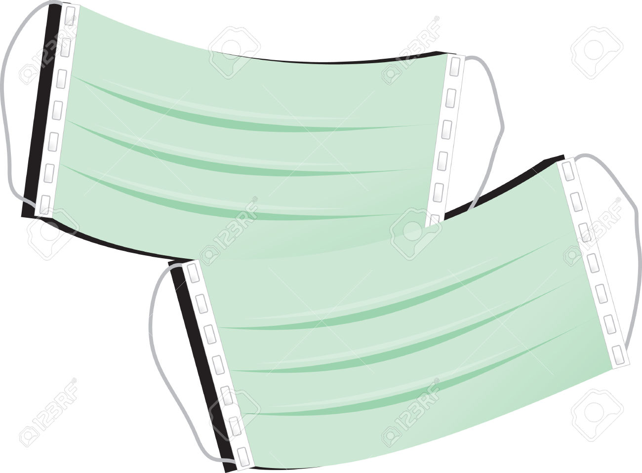 1300x958 Fres Surgical Mask Clipart