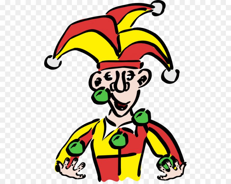 768x614 Clipart Medieval Times Joker Middle Ages Jester Clip Art Pictures