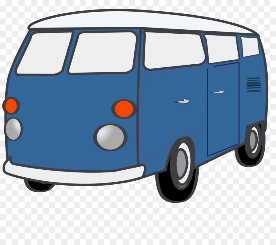 900x800 Minivan Volkswagen Type 2 Clip Art
