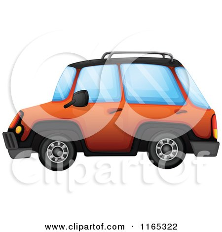450x470 Royalty Free (Rf) Clipart Of Suvs, Illustrations, Vector Graphics
