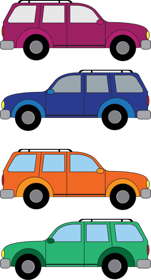 512x948 Suv Cars Clipart I2clipart