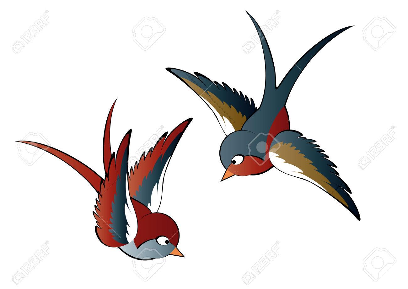 1300x919 Swallow Clipart Beautiful Bird'69630