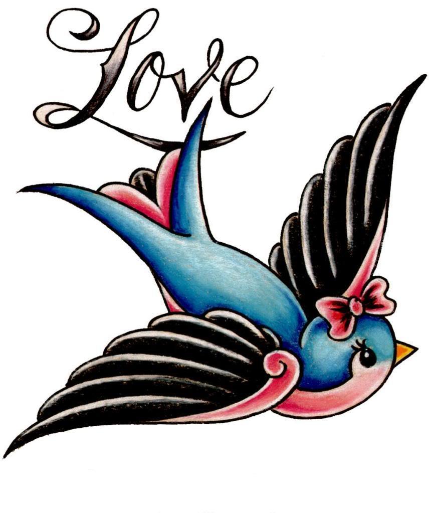856x1023 Swallow Tattoo Clipart