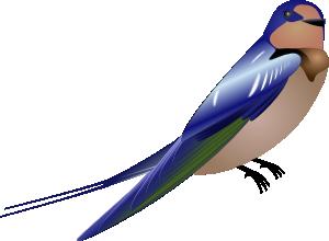 300x220 Bird Clip Art
