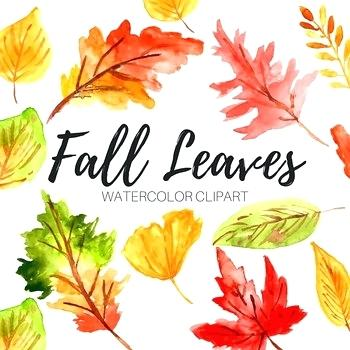 350x350 Fall Leaves Clip Art Images Watercolor Fall Leaves Clip Art Fall