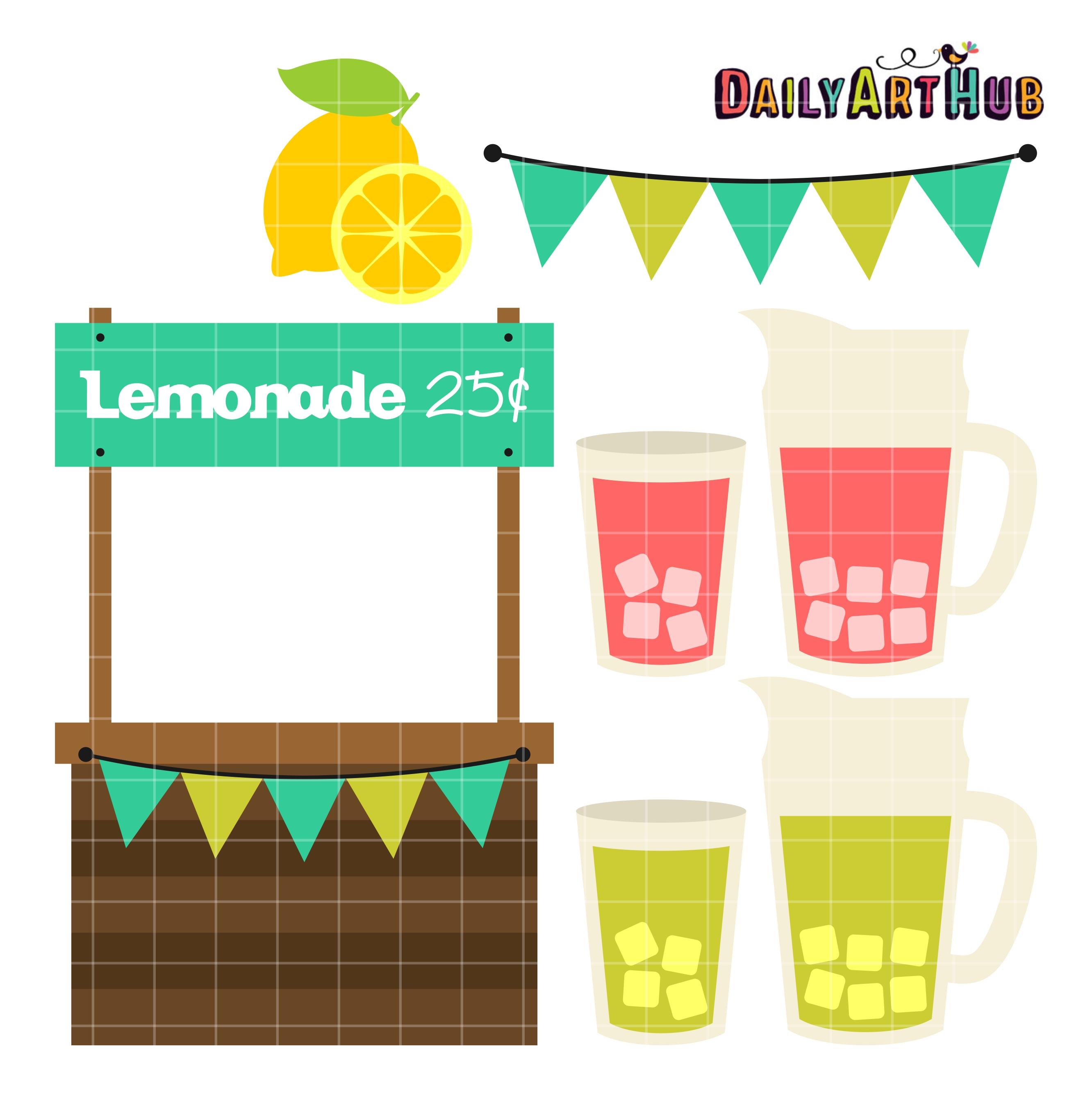 2664x2670 Phenomenal Lemonade Clipart Clip Art Etsy