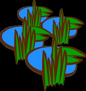 282x298 Swamp Clip Art