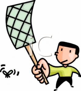 267x300 Clipart Picture Of A Boy Swatting A Fly With A Flyswatter