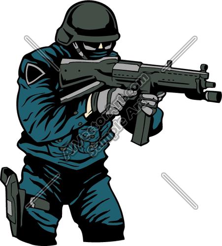 451x500 Pictures Swat Clip Art,