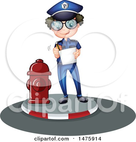 450x470 Royalty Free Police Illustrations By Graphics Rf Page 1