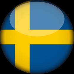250x250 Sweden Flag Clipart