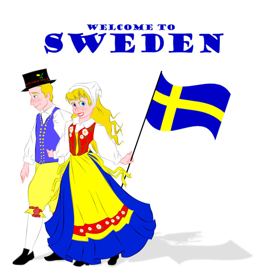 869x919 Welcome To Sweden By Arsalankhanartist