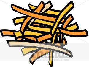 300x227 Sweet Potato Fries Clipart Vegetable Clipart