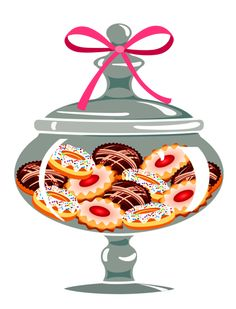 Sweet Treats Clipart