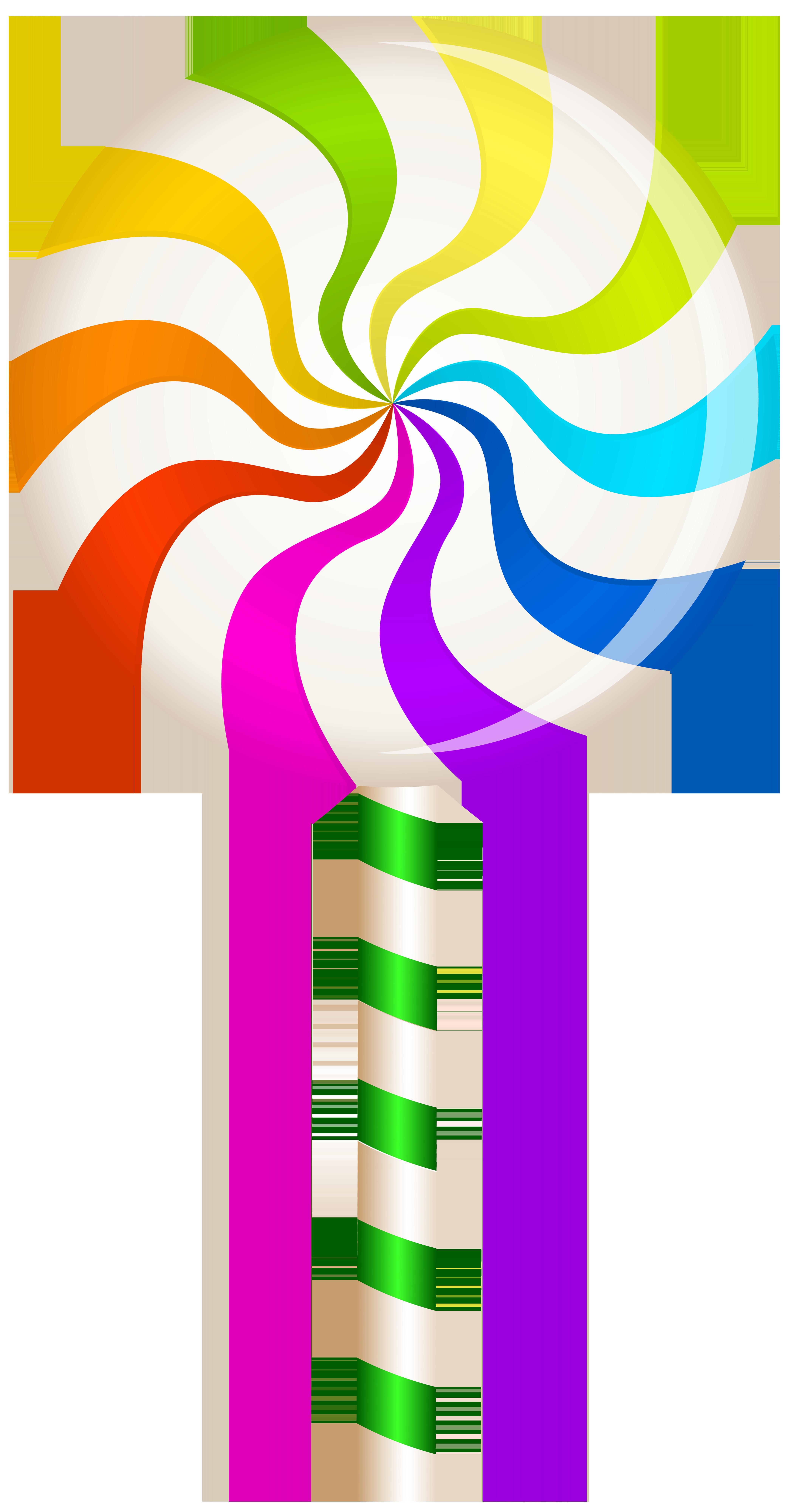 4191x8000 Multicolor Swirl Lollipop Png Clip Art Imageu200b Gallery