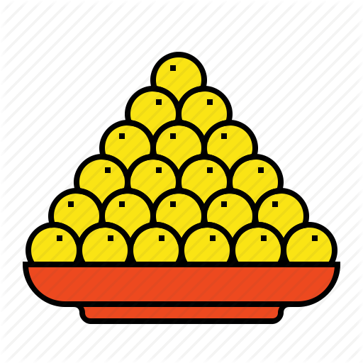 512x512 Sweets Clipart Diwali