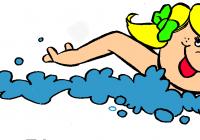 200x140 Swimming Clipart Swimming Fitness Children Swimming Cartoon