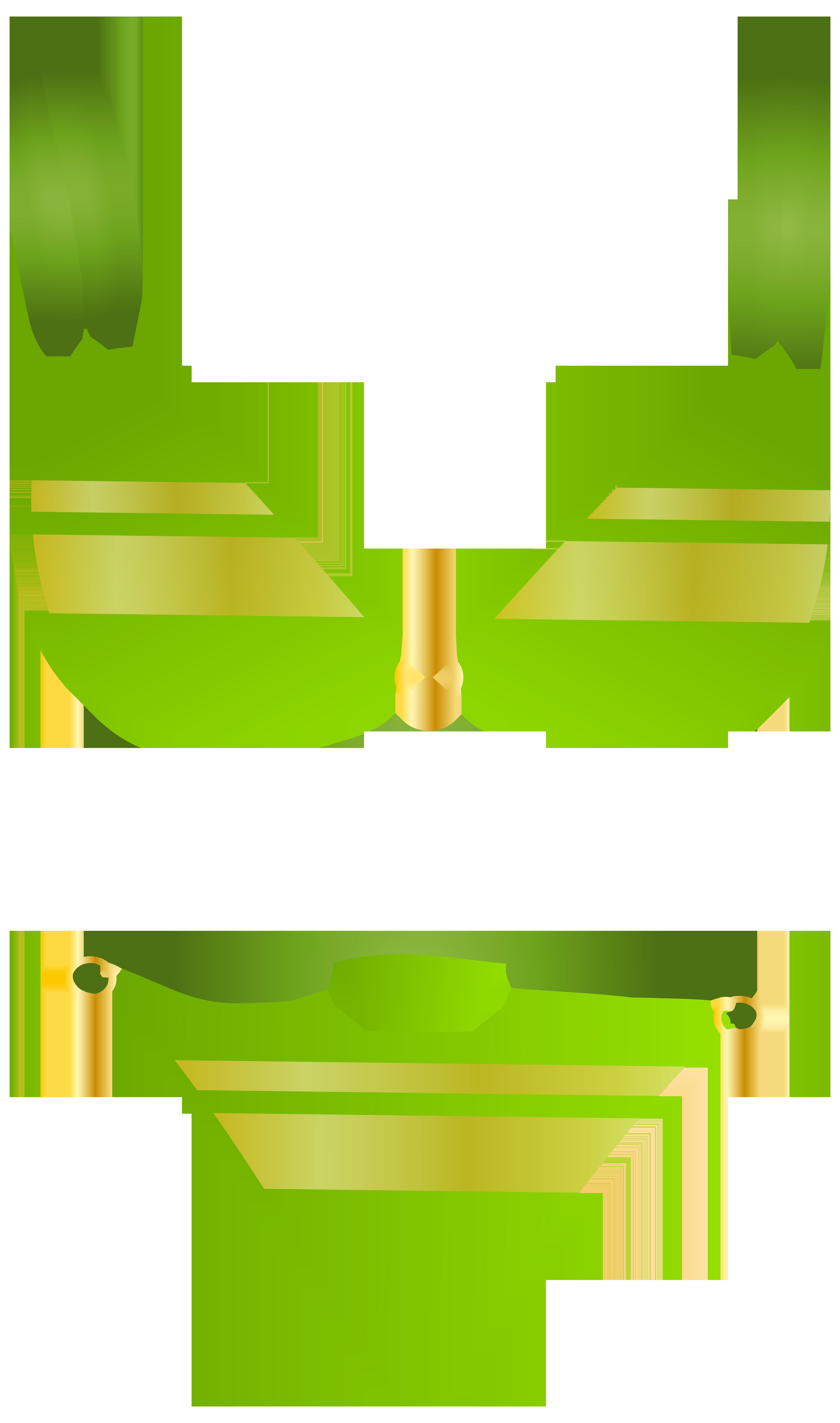 4726x8000 Green Swimsuit Png Clip Art