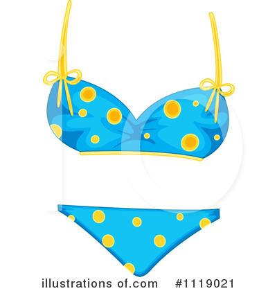 400x420 Bikini Clipart