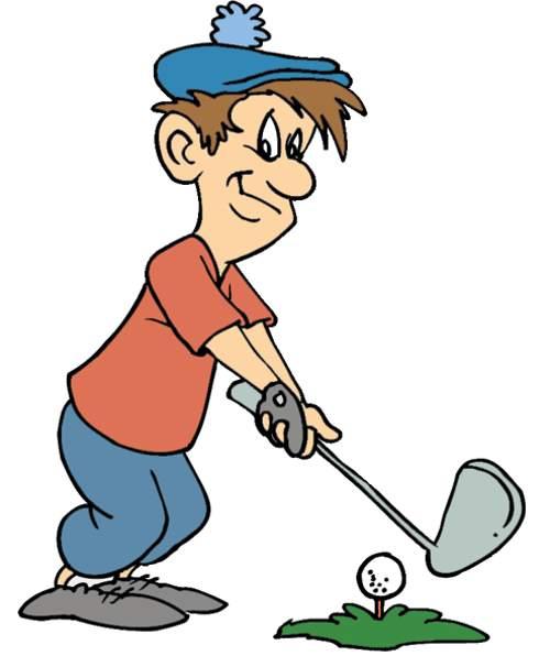 500x606 Golfer Clip Art Amp Look At Golfer Clip Art Clip Art Images