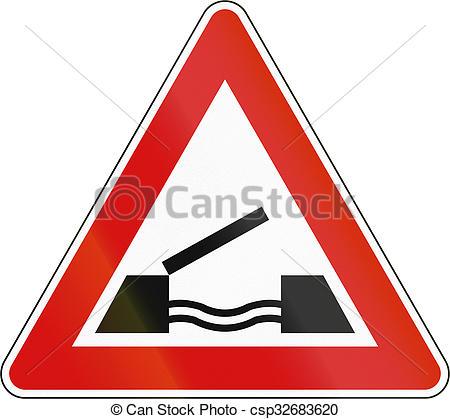 450x419 Slovenia Road Sign