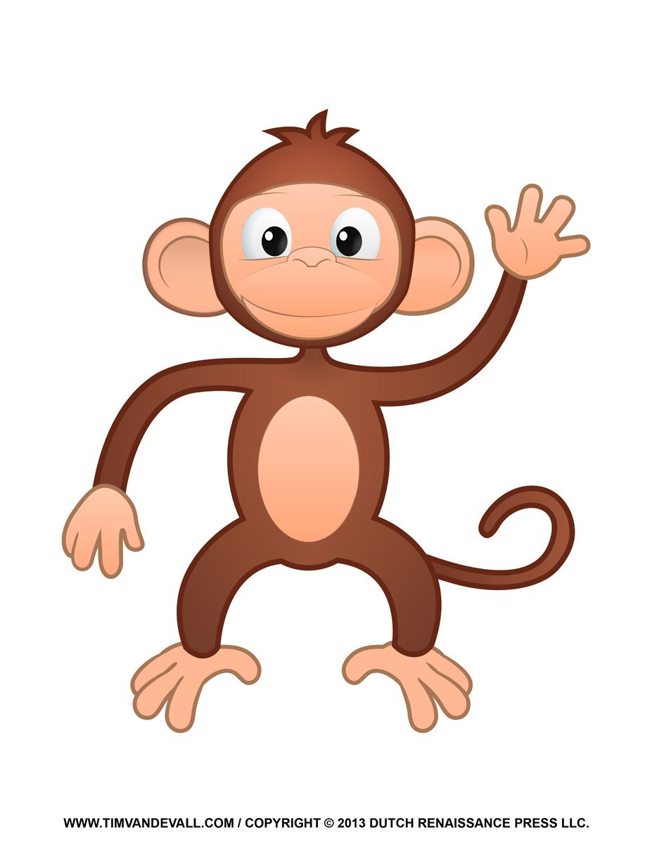 swinging monkey clipart at getdrawings com free for personal use rh getdrawings com free monkey clipart images