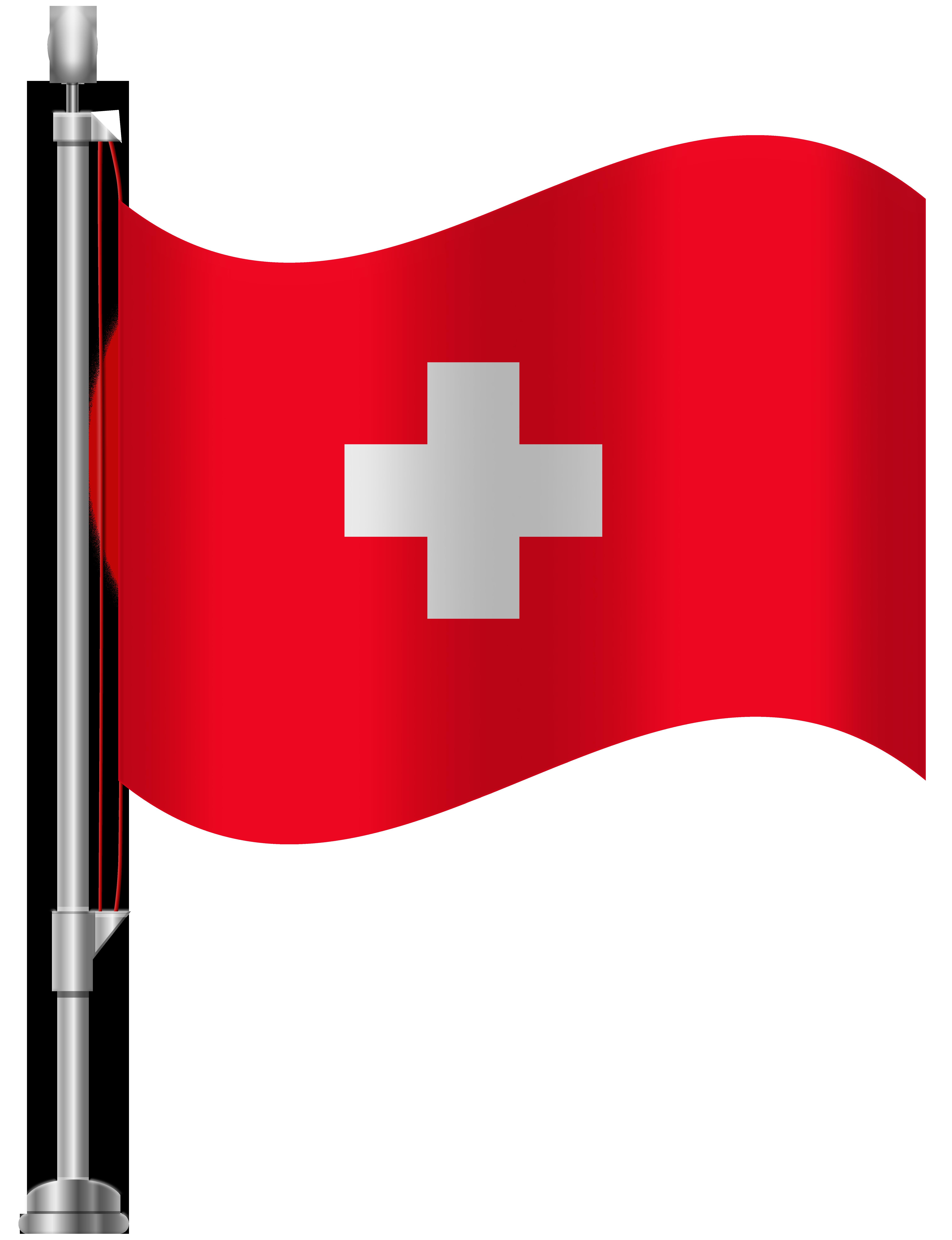 6141x8000 Switzerland Flag Png Clip Art