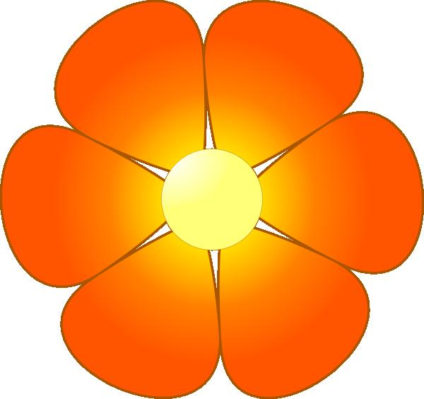 600x564 Flower Petal Clipart