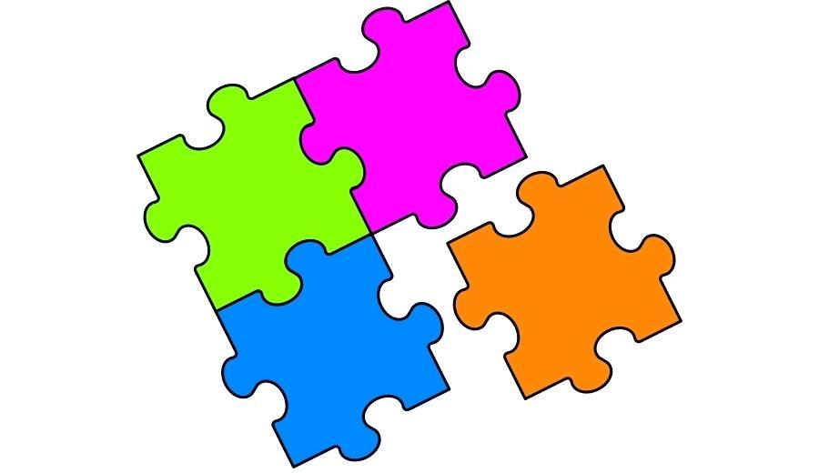 900x520 Jigsaw Puzzle Clip Art Jigsaw Puzzles Free Content Clip Art Jigsaw