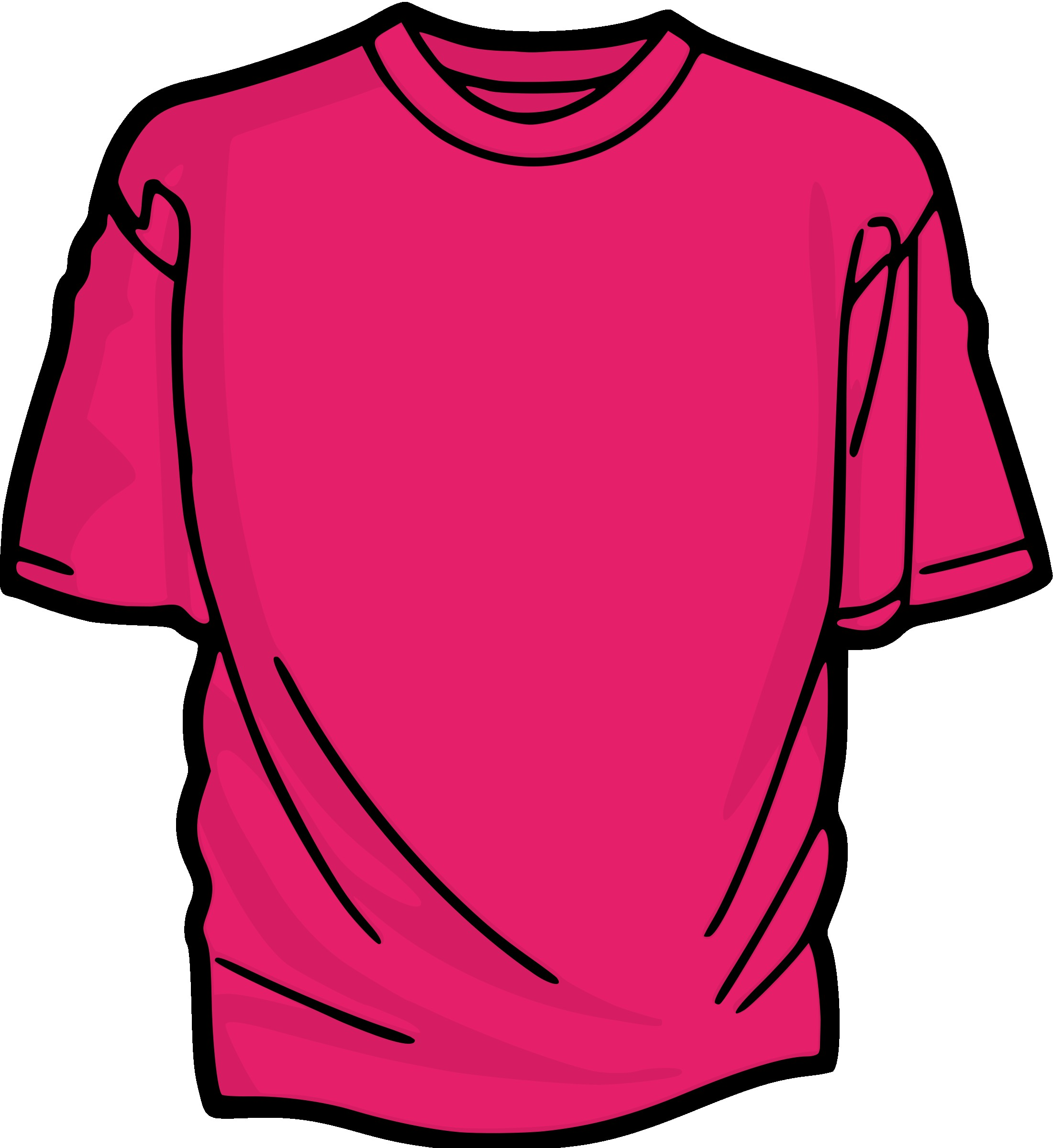 2201x2400 T Shirts Collection Royalty Free Vector Clip Art Image 4211
