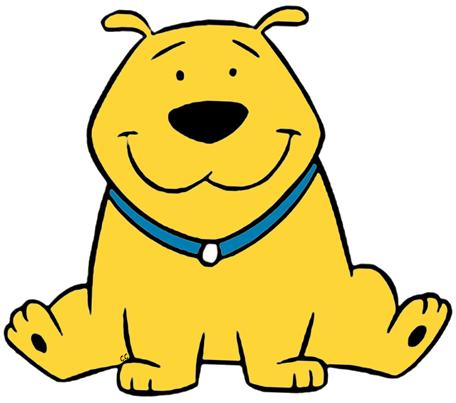 456x403 Clifford The Big Red Dog Clip Art Cartoon Clip Art