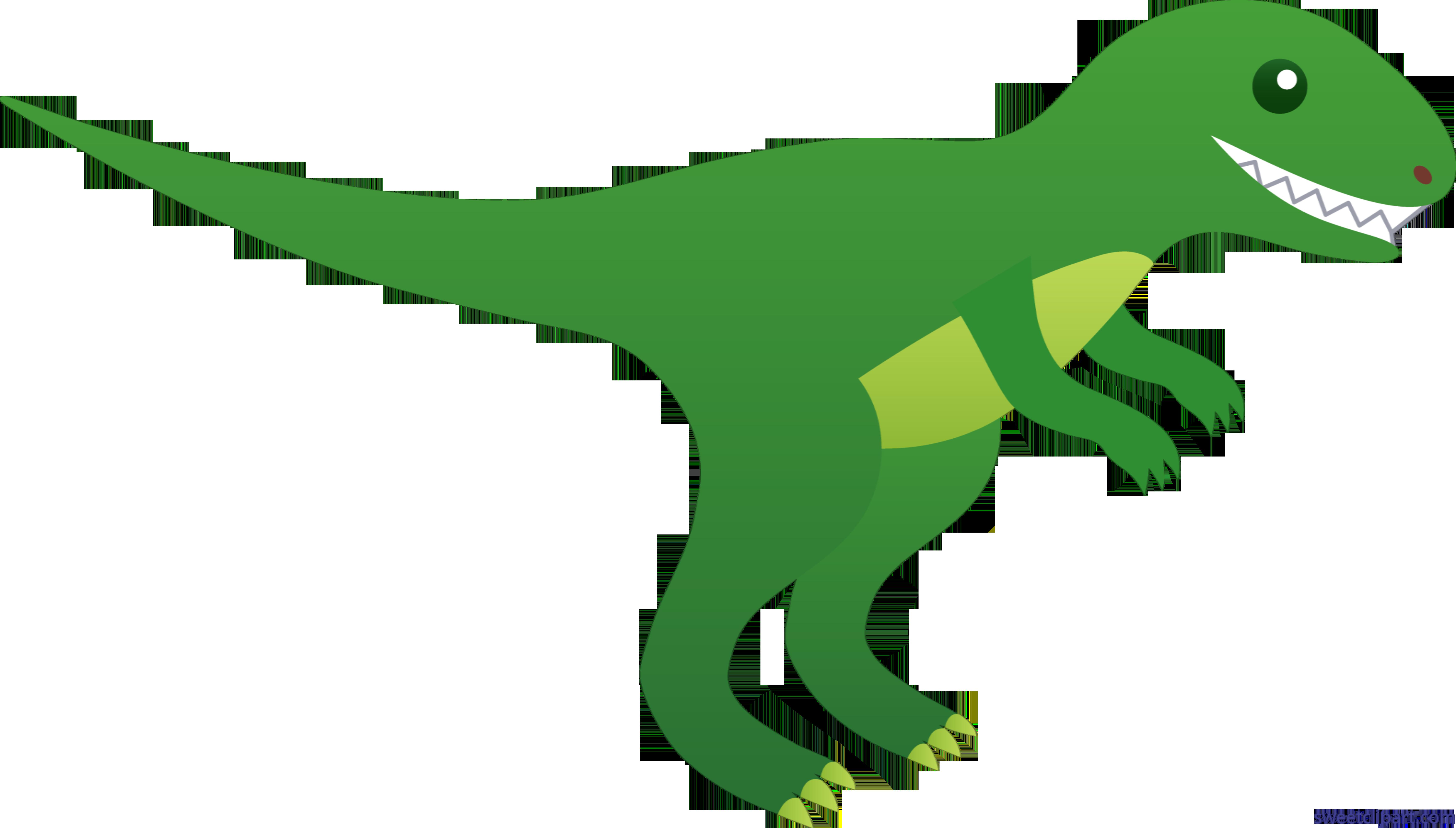 7000x3983 Dinosaur T Rex Clip Art