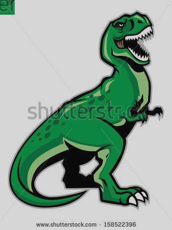 352x470 Dinosaur Clipart T Rex