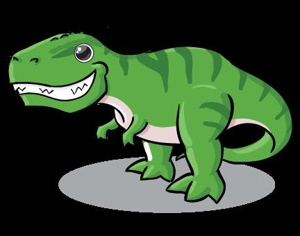 432x340 Free To Use Amp Public Domain T Rex Clip Art Party Dinosaur