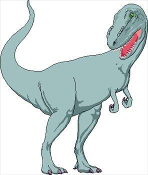 296x350 Tyrannosaurus Rex Clip Art