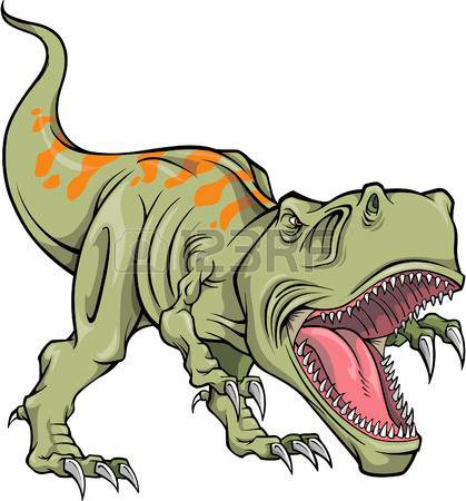 419x450 T Rex Clip Art Free Illustration Of Cute Cartoon Of Green Baby T